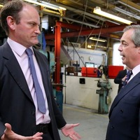 Nigel Farage reckons Ukip's only MP will be kicked out of the party soon