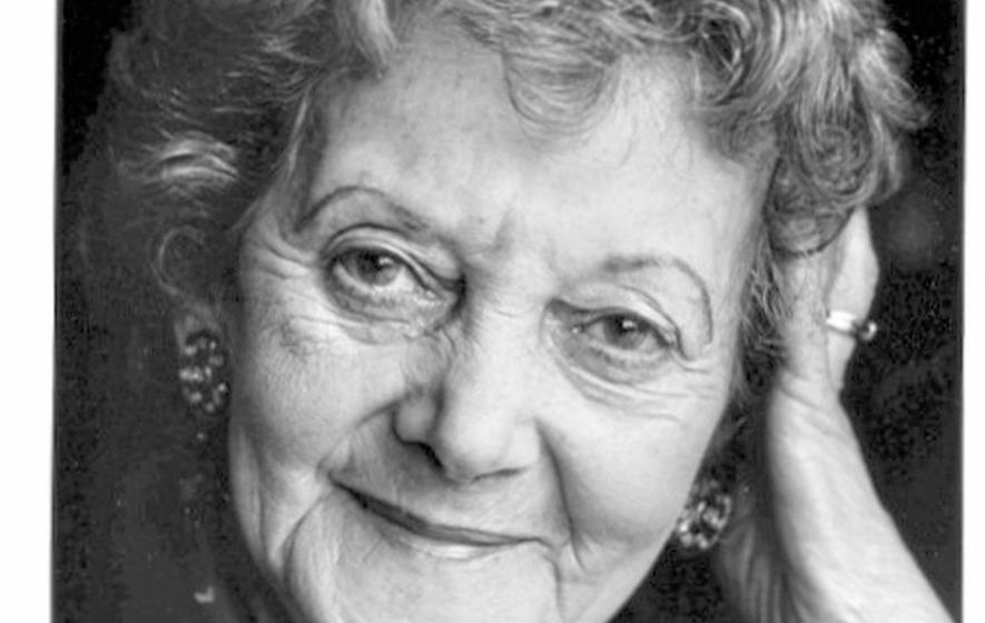 Actress Joan McCready tells story of her friend Helen Lewis's Auschwitz survival