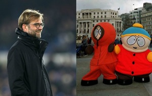 Liverpool's new chief executive Peter Moore is actually a South Park villain