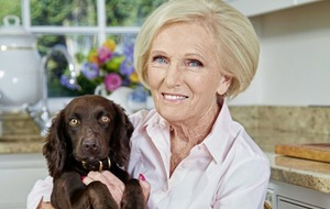 Mary Berry still cooking up a storm despite Bake-Off move