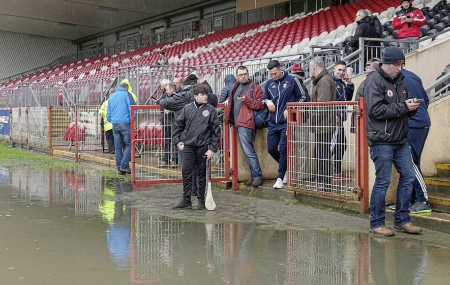 Off The Fence: Tyrone readers miffed at £15 player levy and waterlogged Healy Park