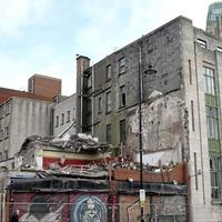 Landmark former home of Bank of Ireland 'damaged 'by demolition work