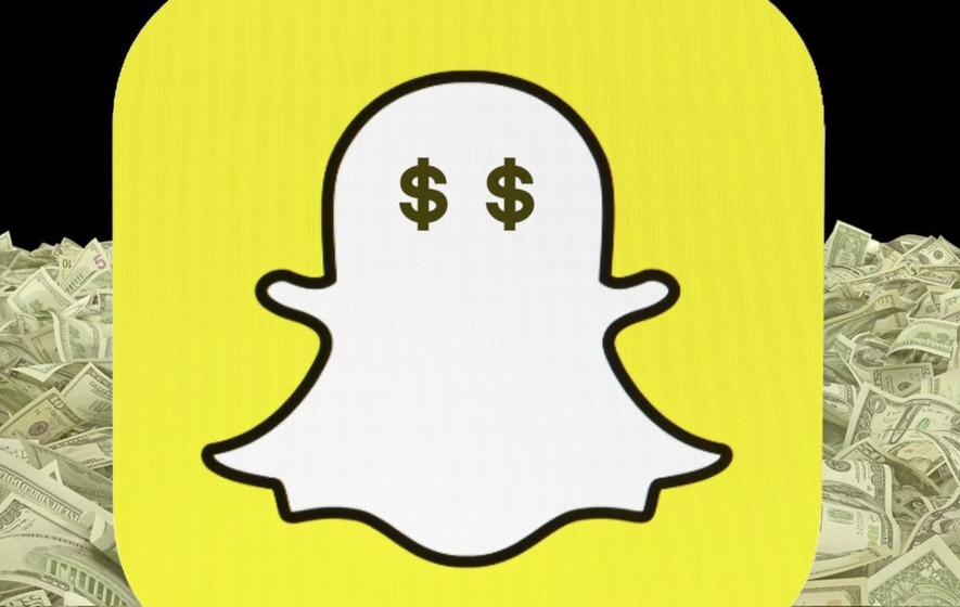 Snapchat messaging app owner's stock valued higher than expected