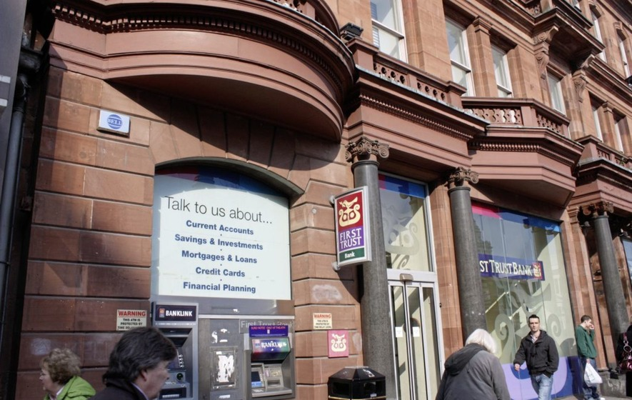 AIB Group heralds 'milestone year' - days after axing First Trust branches