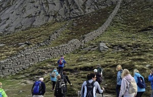 Outdoors: Mourne International Walking Festival and a Donegal break with a difference