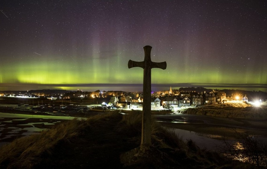 Look at these stunning pictures of the Northern Lights taken from around the UK