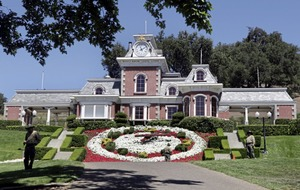 Michael Jackson's Neverland ranch up for sale again