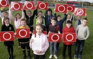 Polish pupil calls for greater respect for Irish