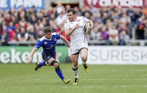 Ireland trio return as Ulster host Treviso in PRO12 showdown