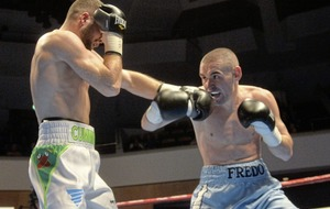 Alfredo Meli a man on a mission on busy weekend for Belfast fight scene