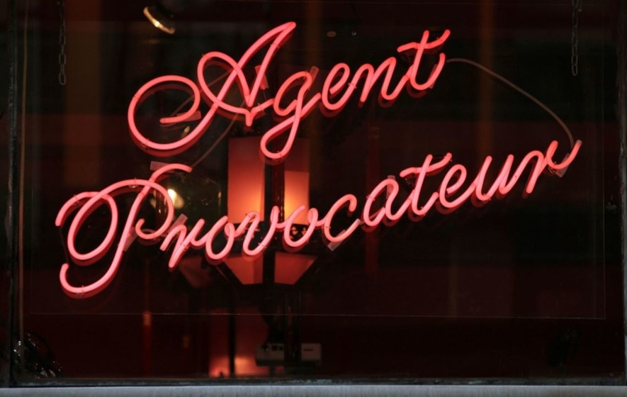 People can't get over Sports Direct becoming the unlikely owner of Agent Provocateur