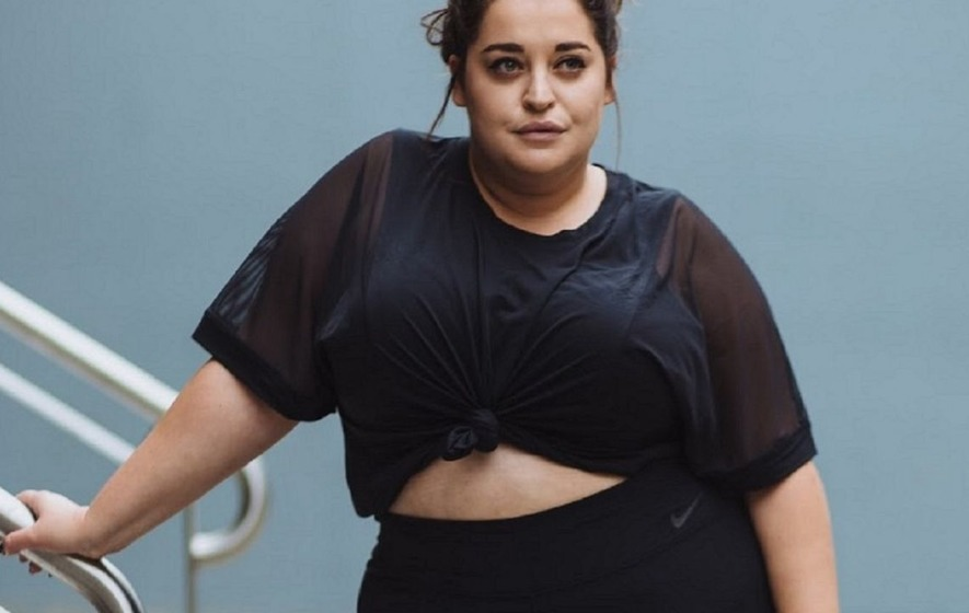 Nike finally have a plus size range and people are feeling it