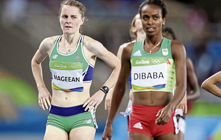 Ciara Mageean and Kerry O'Flaherty early into action in Belgrade