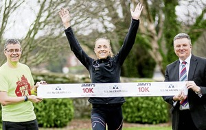 Jimmy's 10K in Downpatrick on track for record numbers