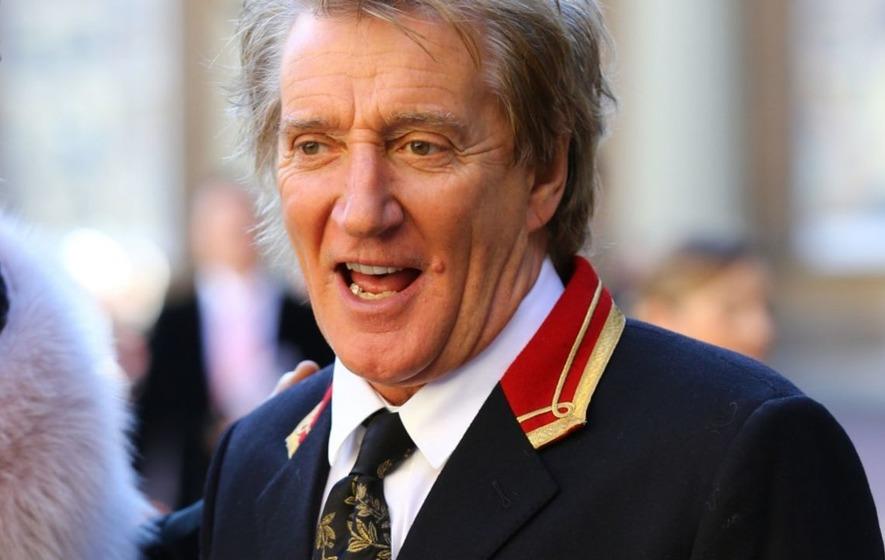 Rod Stewart says desert 'beheading' video has been 'misinterpreted'