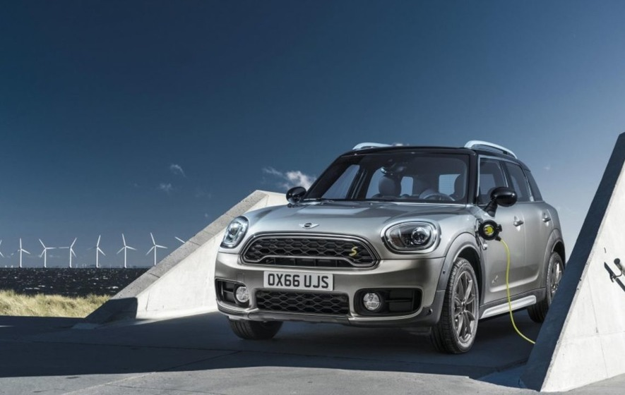 Mini's first plug-in hybrid model to launch in June