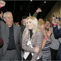 West Belfast: Sinn Féin romp home