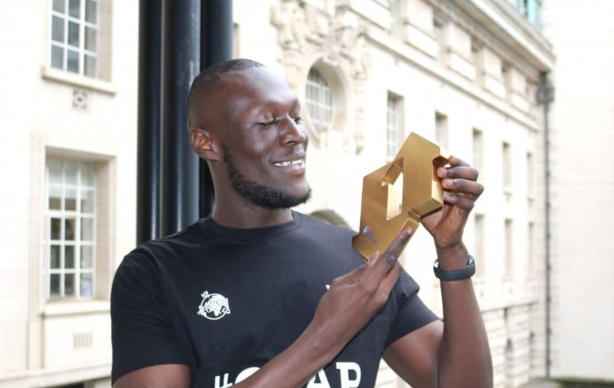 Stormzy tops albums chart with Gang Signs And Prayer