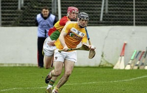 Dominic McKinley double-booked but dreaming of wins for Antrim and Slaughtneil camogs