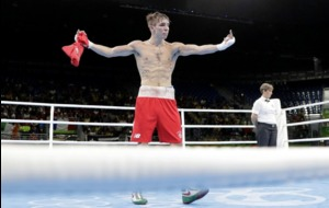 Unrepentant Michael Conlan relishing turning professional at Madison Square Garden