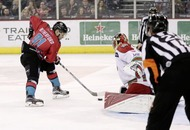 David Rutherford happy to play through the pain barrier for Belfast Giants