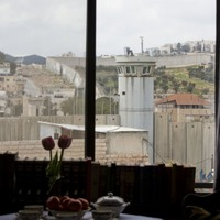 Banksy opens hotel overlooking Bethlehem wall