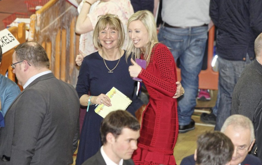 From zero to hero as SDLP veteran Dolores Kelly reclaims her lost seat