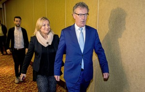 Mike Nesbitt resigns as Ulster Unionist leader