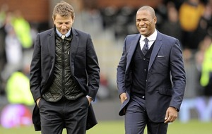It's far from rosy for Les Ferdinand in the Football Crocus garden