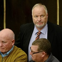 David Hilditch: DUP MLA warned of threat against him