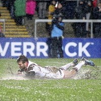 Ulster and Connacht register Guinness PRO12 wins in terrible conditions