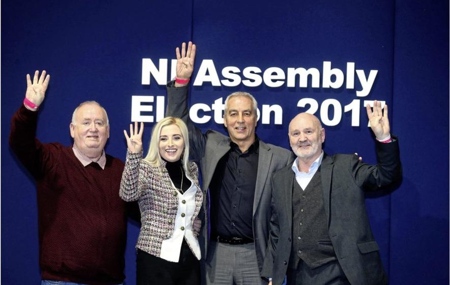 West Belfast: heartland beats for republicans
