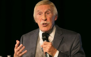 Sir Bruce Forsyth's life 'was saved by NHS doctors'