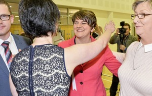 Arlene survives but DUP lose ground in Fermanagh South Tyrone