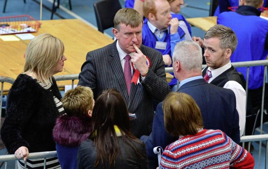 Sinn Féin top the poll in DUP heartland of North Antrim