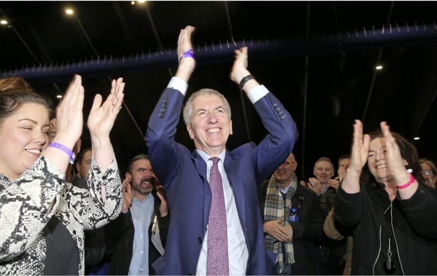 South Belfast: Sinn Féin's Máirtín Ó Muilleoir tops the poll
