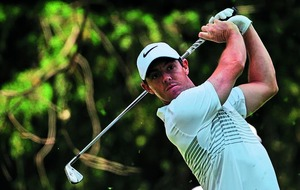 Rory McIlroy hits the front as he eyes world number one slot