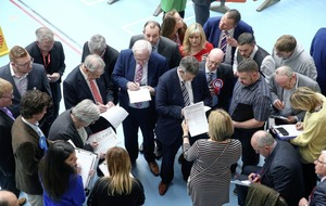 Lagan Valley: Pat Catney grabs shock SDLP seat