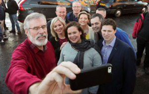 'Perpetual unionist majority' at Stormont 'demolished' says Gerry Adams