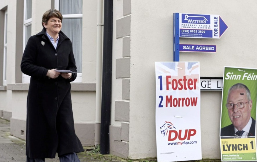 The verdict: Focus on Arlene Foster as counting begins