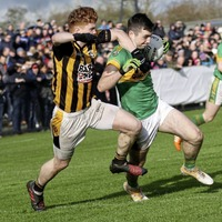 Danny Tallon paves way for Glen's Paddy McLarnon Cup success against Crossmaglen