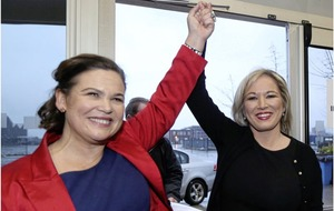 Sinn Féin vindicated by unprecedented surge