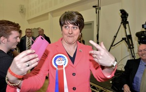 DUP left licking wounds after turnout surge leaves it standing