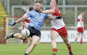 NFL round-up: Dublin make it 33 unbeaten and counting