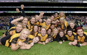 Eglish hearts broken by Myshall's Ciara Quirke in All-Ireland intermediate camogie final