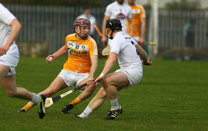 Allianz Hurling League Division 2A: Antrim beat Lilywhites, while Armagh suffer heavy loss against Westmeath