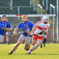 Allianz Hurling League Division 2B: Derry fall at home to Wickow, while Down cruise to victory over Mayo in Castlebar
