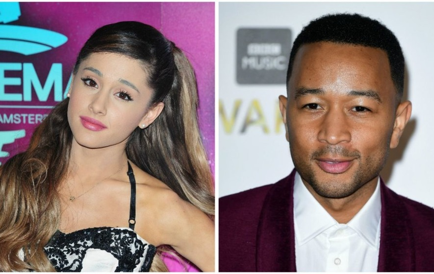 Video: Ariana Grande and John Legend debut Beauty And The Beast music video