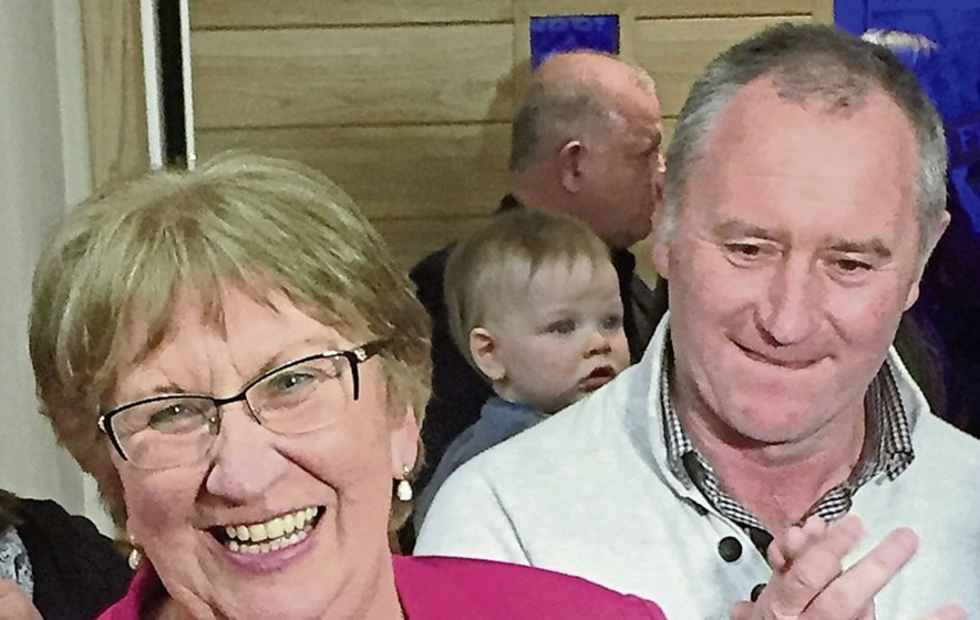 Upper Bann: Return to 'office' for Kelly as no-show Dobson bows out