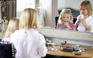 Leona O'Neill: My daughter will have to wait until her teens to wear make-up